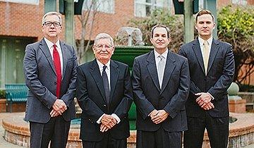 Attorneys and staff at McKinney, Tucker & Lemel, LLC