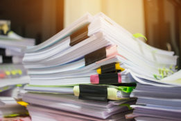 Fort Mill car accident paperwork