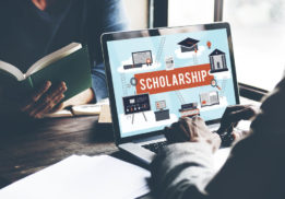 Essay and video competition in scholarship prizes.